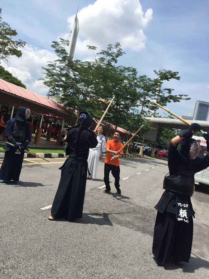 Beberapa orang pelajar SDAR telah dipilih oleh Sensei Hafiza dan Kayoko Kuno untuk menyertai 10th Annual Japanese Language Festival yang telah diadakan di Malaysia-Japan International Institute of Technology (MJIIT), UTM Jalan Semarak.