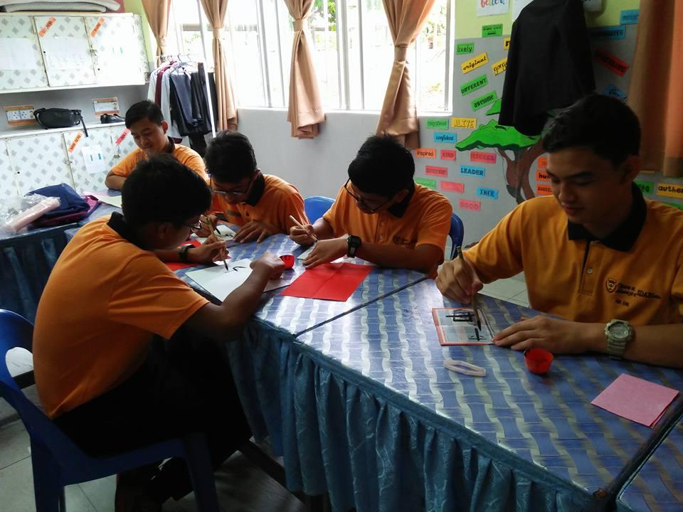 Antara program yang dilaksanakan adalah Program Explorace Bahasa Antarabangsa yang bertempat di kesemua kelas Tingkatan 3.